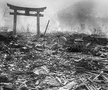 Il y a 66 ans: Hiroshima et Nagasaki. Désarmement nucléaire unilatéral de la France !