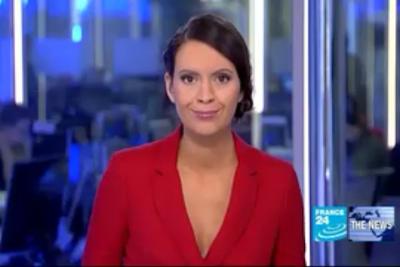 2011 12 17 @17H00 - NADIA CHARBIT - FRANCE 24 [EN] - THE NEWS