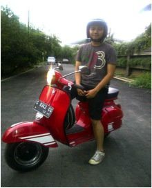 Rossmansi from Move Indonesia