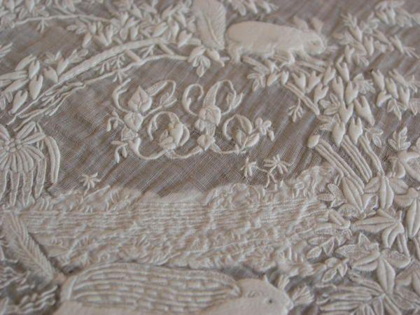 Album - Broderies, dentelles et linge anciens