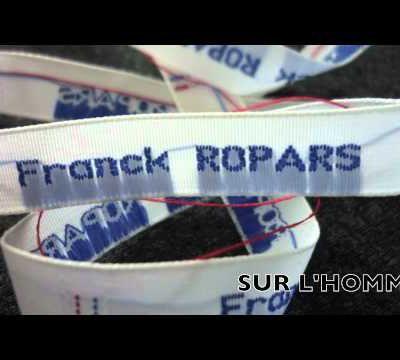 le sarouel de Franck, par Franck