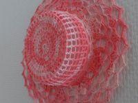 Fil dentelle crochet 1.5 = 17 cm de diamètre