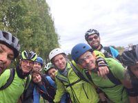 Week-end Roller Lac de Der - Forêt d'orient 2017