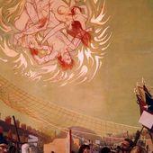 Les fresques apocalyptiques de Bank of America. Phase 2 : La transmutation du chaos - MOINS de BIENS PLUS de LIENS