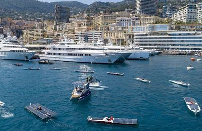 Yacht Club de Monaco and Torqeedo team up to eliminate fossil fuels at Monaco Solar & Energy Boat Challenge