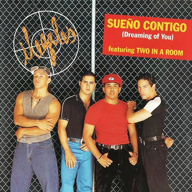 ILEGALES FEAT. TWO IN A ROOM - SUEÑO CONTIGO (DREAMING OF YOU) - MAXI - 1996