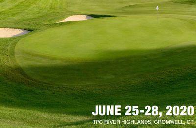 """Le Tournoi PGA """"Travelers Championship"""" à suivre sur Canal+Sport et Golf+"""