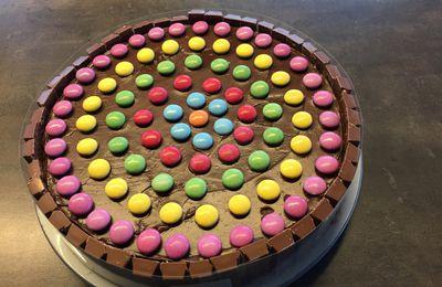Gâteau M&M's 2.0
