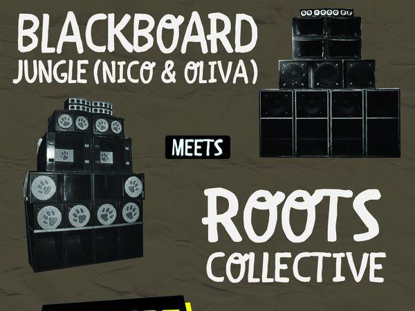 blackboard jungle, un collectif basé à rouen pour promouvoir la musique jamaïcaine