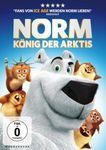 Norm – König der Arktis (DVD mit den Stimmen von u.a. Dominik Auer und Hans-Georg Panczak)