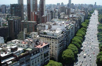 La ville de Buenos Aires #BuenosAires