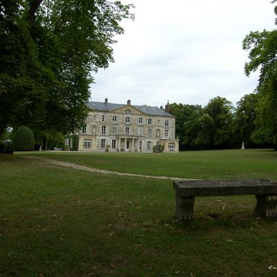 Parc du château de Valgenceuse