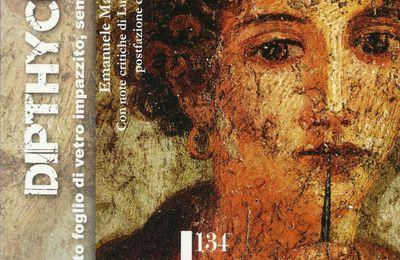 «Dipthycha 2» di Emanuele Marcuccio e AA.VV., letto e commentato da Lucia Bonanni