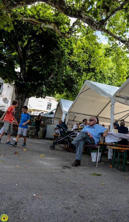 La Mure-Argens : Les festivités du village