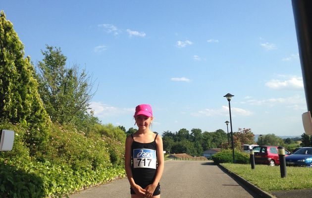Course des 2 forts Irigny