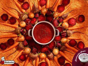 Buzz : La couleur au centre des émotions pour vendre de la soupe