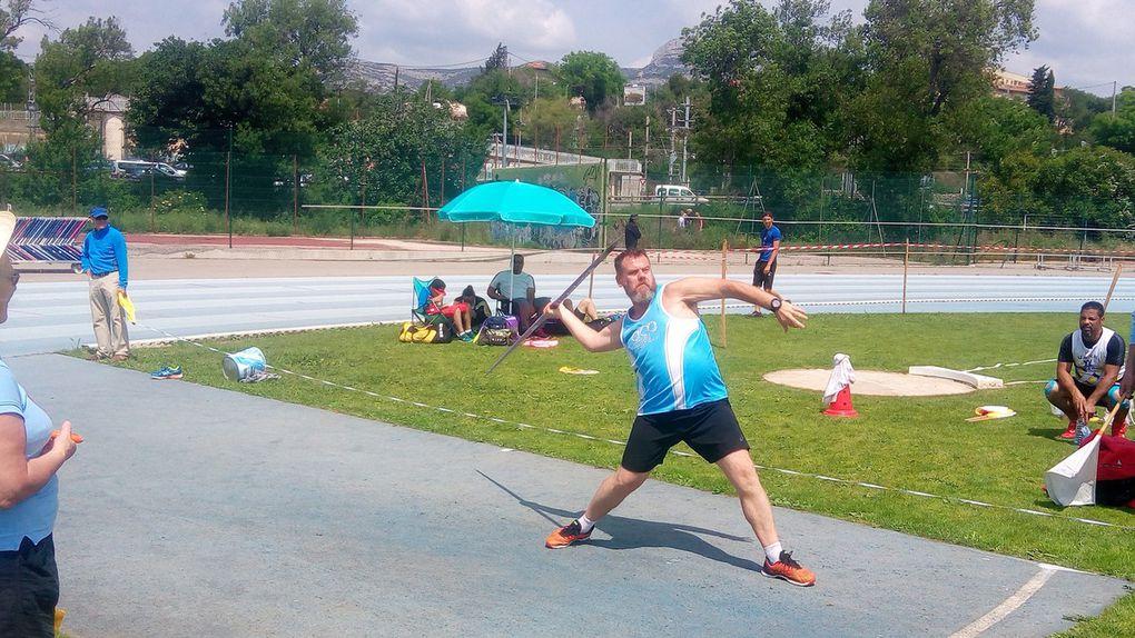 Championnats Régionaux Masters -  Aubagne (13)