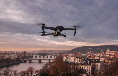 The Use Of Drones in Construction - UAE