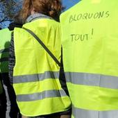 12 janvier 2019: Manifestation à Paris des Gilets jaunes