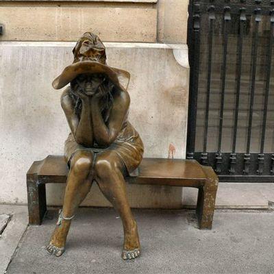 Bancs - sculptures