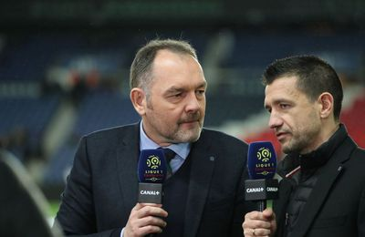 Le journaliste sportif, Stéphane Guy, suspendu par la chaîne Canal + après avoir protesté contre le licenciement de Sébastien Thoen (Vidéos)