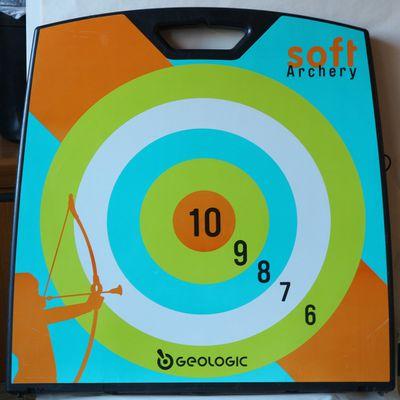 JE005 - kit tir à l'arc SoftArchery - Geologic 1 - 10€