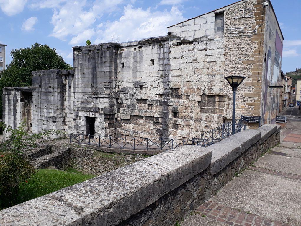 2021.7. Vienne cité romaine.