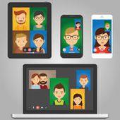 Coronavirus - Les meilleures applis pour les appels vidéo