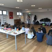 PT6 A WORKSHOP WITH A REAL ACTOR - Erasmus+ BODY