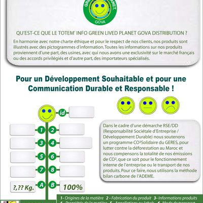 INFO TOTEM GOVA DISTRIBUTION