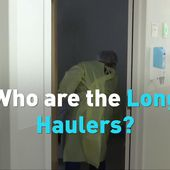 """Who are the """"long haulers?"""" The mental toll of COVID-19"""