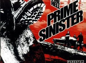 PRIME SINISTER: Wish Me Hell (2010) Stoner-Metal