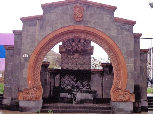 Gyumri, le 22 avril