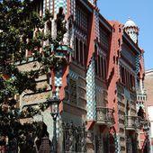 Gaudi - Casa Vicens - LANKAART