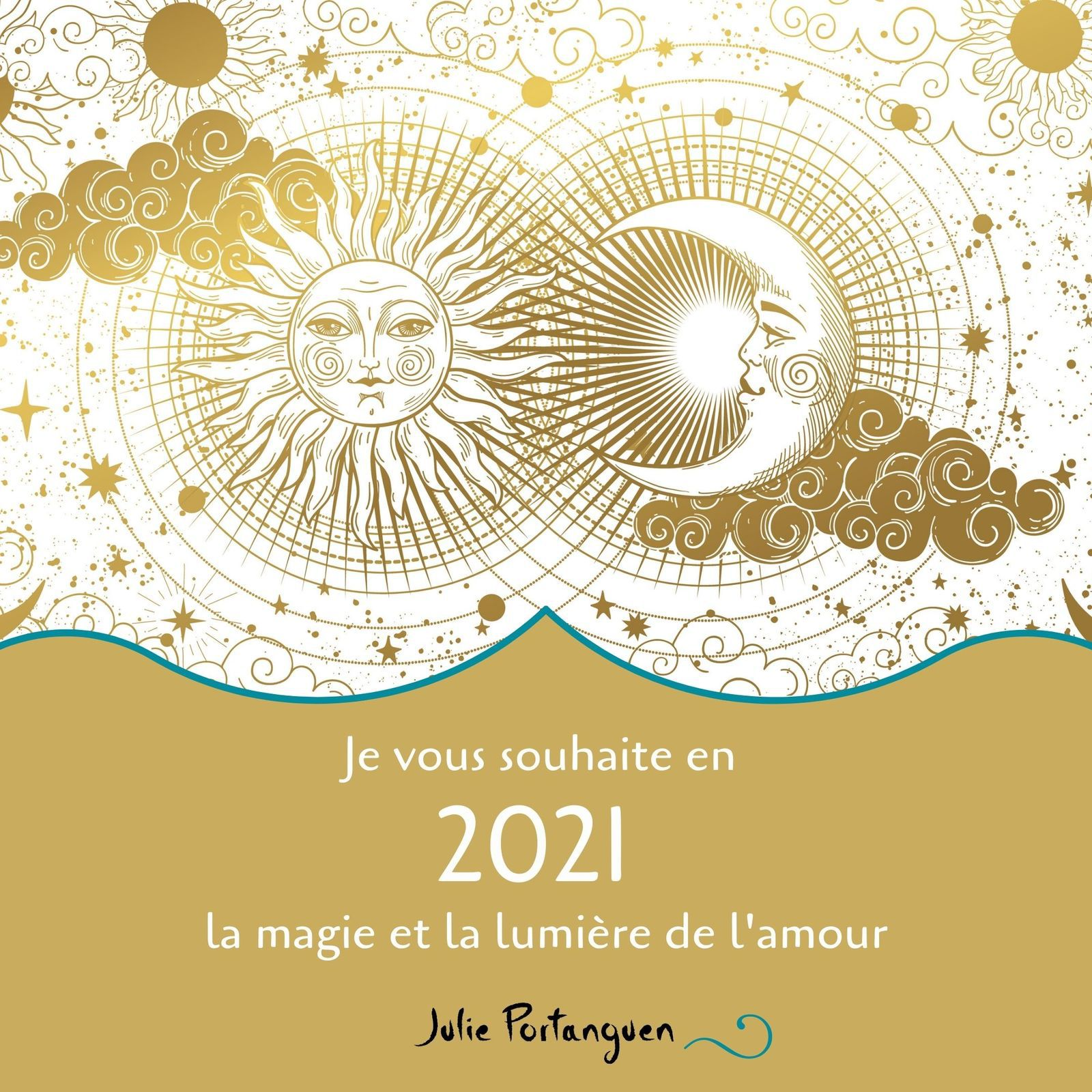 Meilleurs voeux pour 2021 !