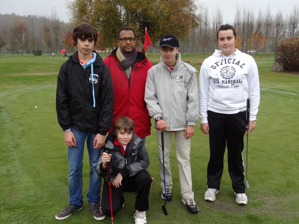 Album - Golf-UNSS-2012