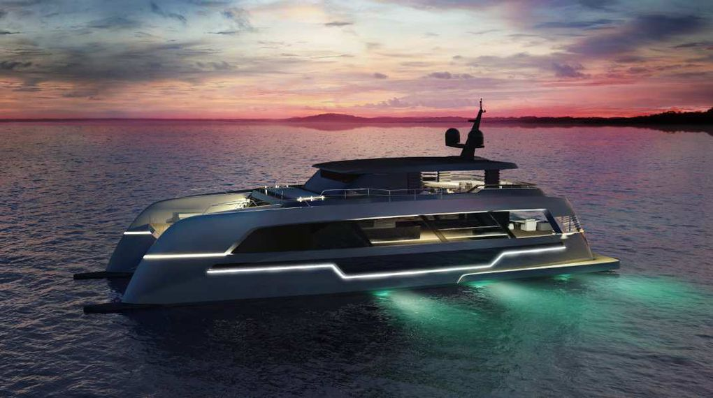Sunreef Yachts Unveils the Superyacht Concept 120 Sunreef Power