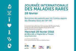 Journée internationale des maladies rares - 28...