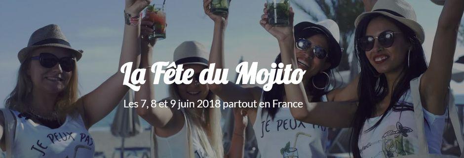 LA FÊTE DU MOJITO REVIENT DANS TOUTE LA FRANCE AVEC UN PASS 100% GRATUIT