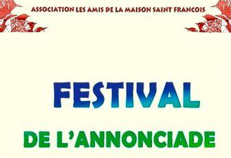 FESTIVAL DE L'ANNONCIADE : INSCRIPTIONS ICI