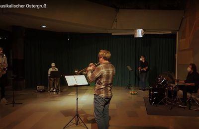 Musikalische Frühlings- und Ostergrüße der Sing- und Musikschule Veitshöchheim