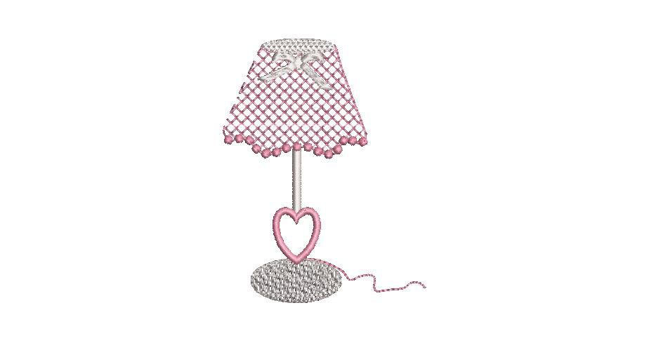 BRODERIE LAMPE