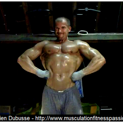 Grande Loterie ! Sébastien Dubusse, blog Musculation/Fitness Passion