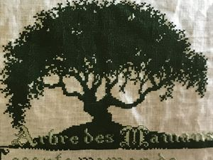 l'arbre des mamans de la tite lutine