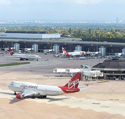 Manchester Airports Group turns to SITA to deliver a faster, smoother passenger journey across its airports