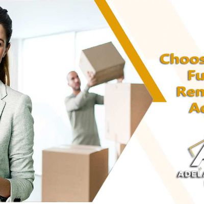 Choose The Best Furniture Removals In Adelaide