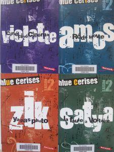 Blue Cerises – Saison 2 - Novembre (4 romans dès 14 ans)