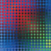 Vasarely | Centre Pompidou