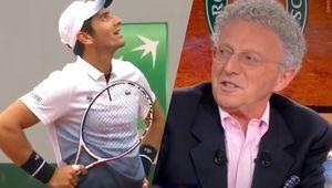 Quand Nelson Monfort perturbe Roland Garros ! (Vidéo) #RolandGarros