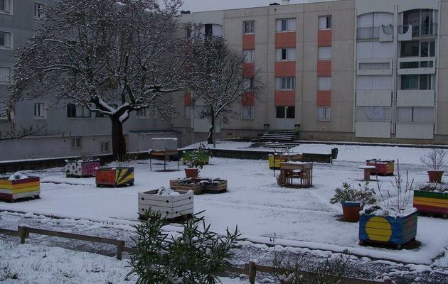 Rédac'Mat : Cour KOALA à Fontbarlettes, une expérience de résidentialisation participative - never ending story